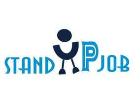 #71 for Design a Logo for Stand-UpJob.com af Sonali07