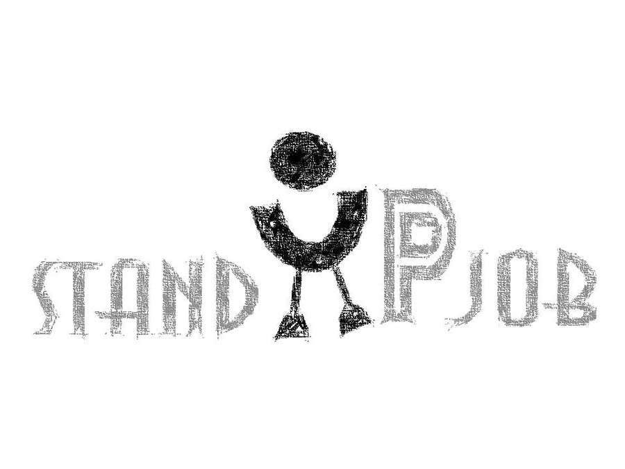 Bài tham dự cuộc thi #                                        72                                      cho                                         Design a Logo for Stand-UpJob.com