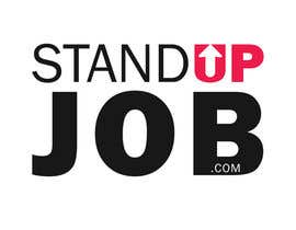 #84 for Design a Logo for Stand-UpJob.com af al3ksx