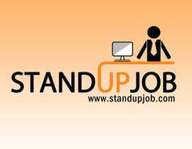 #85 cho Design a Logo for Stand-UpJob.com bởi shelley0304
