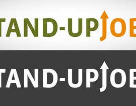 #76 for Design a Logo for Stand-UpJob.com by mromanaa