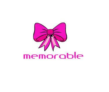 """Konkurrenceindlæg #39 for Design logo for """"Memorable Wedding.me"""""""
