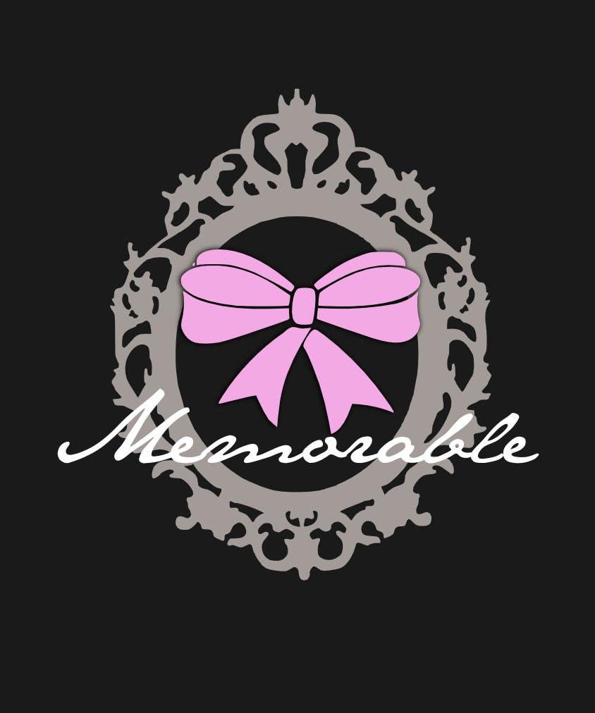 """Penyertaan Peraduan #59 untuk Design logo for """"Memorable Wedding.me"""""""