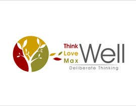 #22 para Logo for ThinkWell LoveWell MaxWell por taganherbord