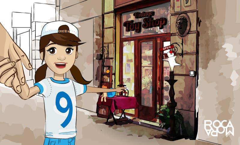 Penyertaan Peraduan #70 untuk Illustrate Characters for a Childrens Book
