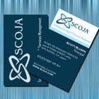 Graphic Design Konkurrenceindlæg #368 for Business Card Design for SCOJA Technology Partners