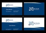 Bài tham dự #207 về Graphic Design cho cuộc thi Business Card Design for SCOJA Technology Partners