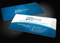 Bài tham dự #275 về Graphic Design cho cuộc thi Business Card Design for SCOJA Technology Partners