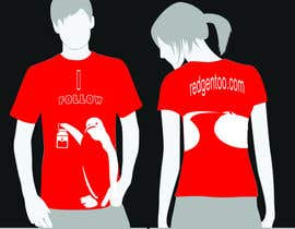 #145 for Fashion T-Shirt design by nobinkurian