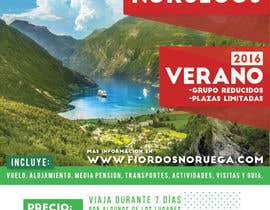 #17 untuk Poster  design for trips around Norway oleh ruizgudiol