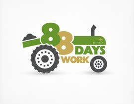 nº 97 pour Design a Logo for work88days par wavyline
