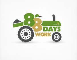 #141 for Design a Logo for work88days by wavyline