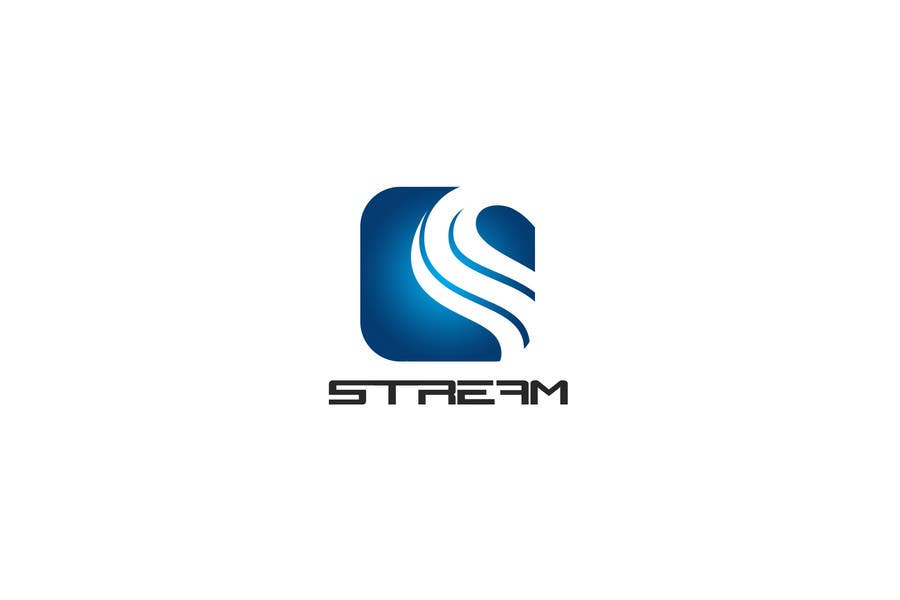 Penyertaan Peraduan #                                        8                                      untuk                                         Logo Design for Stream