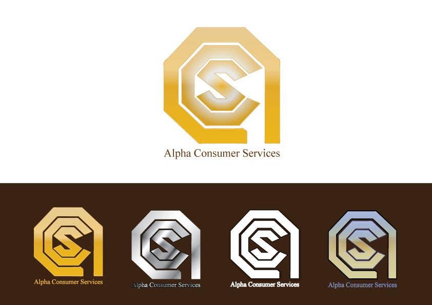 Inscrição nº 33 do Concurso para Design a Logo for Alpha Consumer Services [ACS]