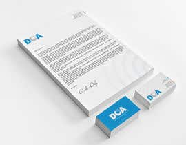 #31 untuk Design some business cards and letterhead oleh sashadesigns
