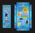 Graphic Design Inscrição do Concurso Nº44 para Create Print and Packaging Design-cat  scratcher box