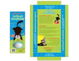 #18 para Create Print and Packaging Design-cat  scratcher box por vieghie