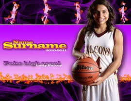 #54 para Digital background designer for sports posters. de Udovas