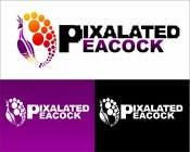 Graphic Design Inscrição do Concurso Nº53 para Design a logo/logotype for pixelated peacock