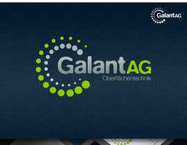 #110 for Design eines Logos for Galant AG af HallidayBooks
