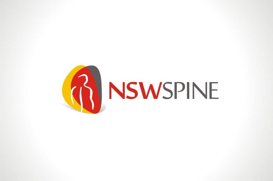 Penyertaan Peraduan #                                        349                                      untuk                                         Logo Design for NSW Spine