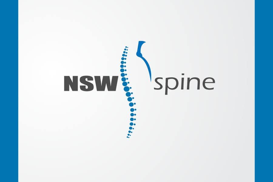 Penyertaan Peraduan #                                        214                                      untuk                                         Logo Design for NSW Spine