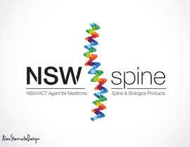 #316 para Logo Design for NSW Spine por Stemate1