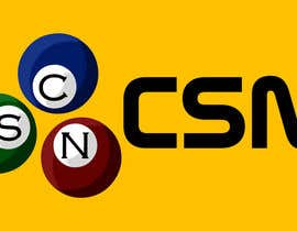 nº 77 pour Design a Logo for CSN par sirajwebs