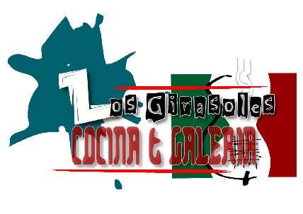 Design a logo for a Restaurant için 6 numaralı Yarışma Girdisi