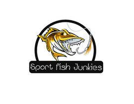 nº 115 pour Logo Design For Sport Fish Junkies Website par ambar