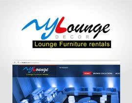 nº 24 pour Design a Logo for Lounge Site par ZunDesign