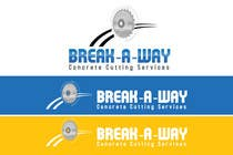 Graphic Design Contest Entry #34 for Logo Design for Break-a-way concrete cutting services pty ltd.