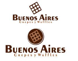 nº 24 pour Diseñar un logotipo para Buenos Aires Crepes Y Waffles par tatuscois