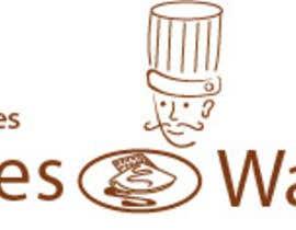 Nro 26 kilpailuun Diseñar un logotipo para Buenos Aires Crepes Y Waffles käyttäjältä Designermp