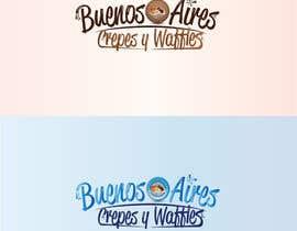 #9 for Diseñar un logotipo para Buenos Aires Crepes Y Waffles by rimskik