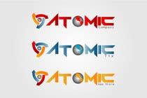 Graphic Design Inscrição do Concurso Nº157 para Design a Logo for The Atomic Series of Sites