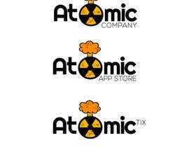 #20 para Design a Logo for The Atomic Series of Sites por spy100