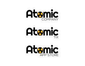 #130 para Design a Logo for The Atomic Series of Sites por spy100