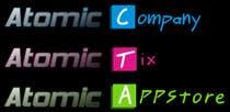 Bài tham dự #13 về Graphic Design cho cuộc thi Design a Logo for The Atomic Series of Sites