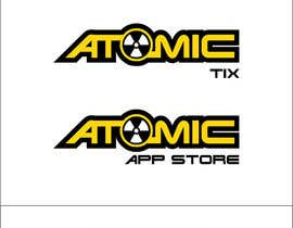 #164 untuk Design a Logo for The Atomic Series of Sites oleh nurmania