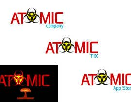 #115 for Design a Logo for The Atomic Series of Sites af ruralboy
