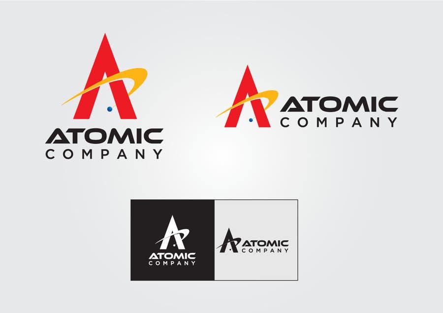 Bài tham dự cuộc thi #99 cho Design a Logo for The Atomic Series of Sites