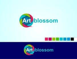 #12 untuk Logo for Russian graphic design company Art-blossom. oleh airbrusheskid