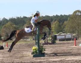 Nro 43 kilpailuun Horse jump photoshop käyttäjältä SevenPixelz