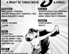 #14 for The Voice of Tango by sanpatel