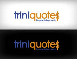#54 для Logo Design for TriniQuotes.com от Lozenger