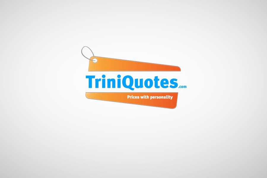 Contest Entry #                                        154                                      for                                         Logo Design for TriniQuotes.com