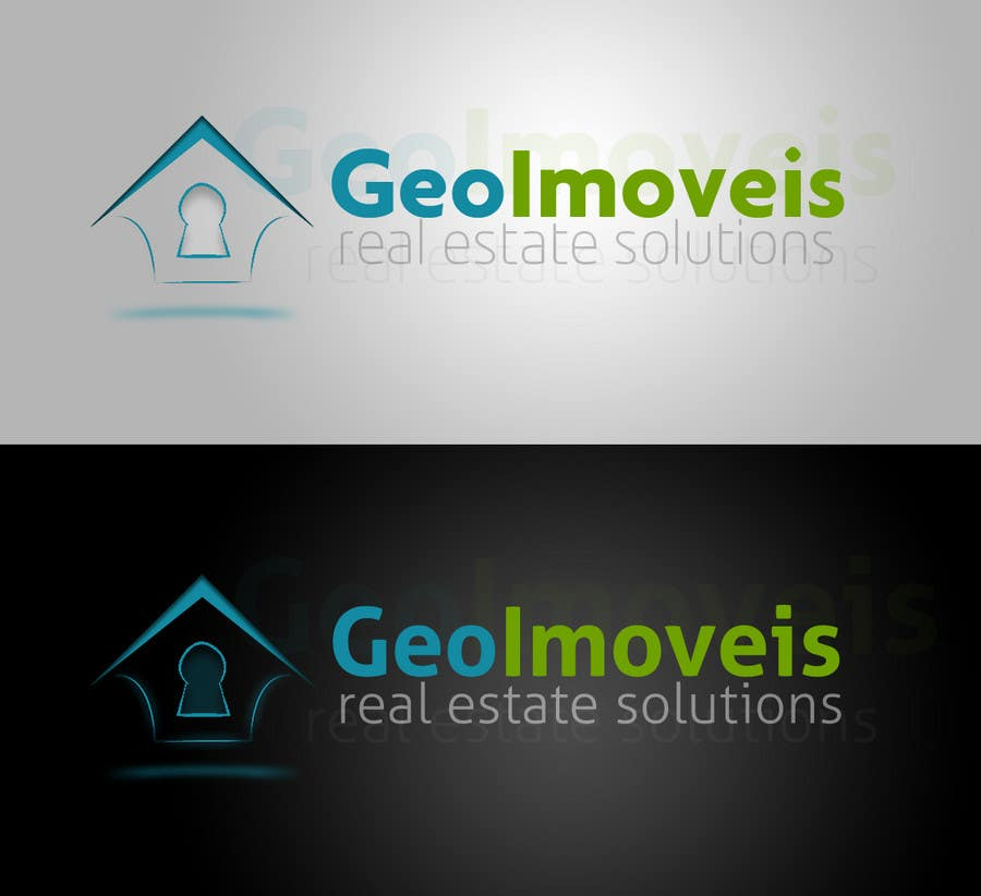 Bài tham dự cuộc thi #113 cho Logo Design for GeoImoveis