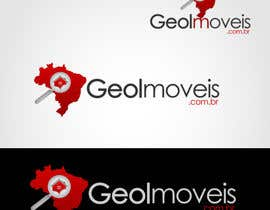 #384 для Logo Design for GeoImoveis от UnivDesigners