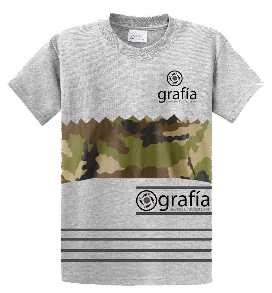 b20438a1d9904 Entry  7 by czsidou for Diseñar una camiseta   T-shirt design ...